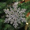 Snefnug sølv