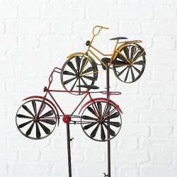 Cykel vindmølle- gul