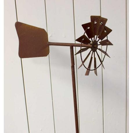 Amerikansk vindmølle- lille rust