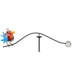 Vindspil med fugle Tut