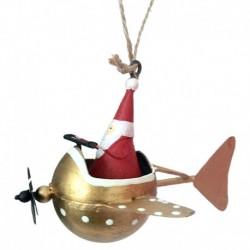 Julemand i guldflyver