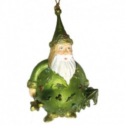 Julekuglemand- grøn