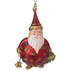 Julekuglemand- rød