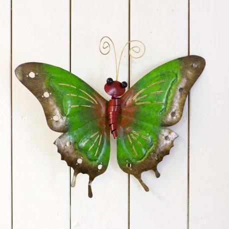 Sommerfugl farver