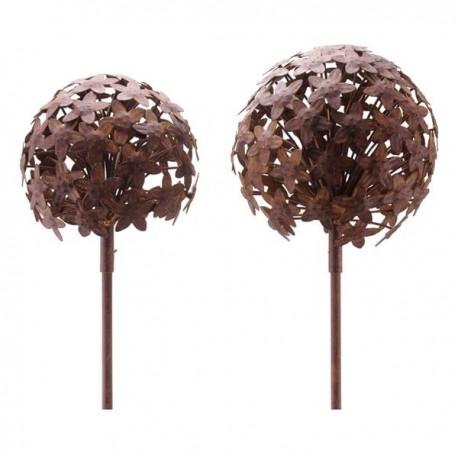 Allium- lille- rust