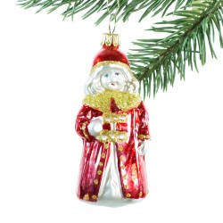 Glaskugle- Julepige