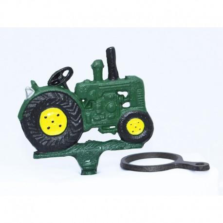Traktor regnmåler