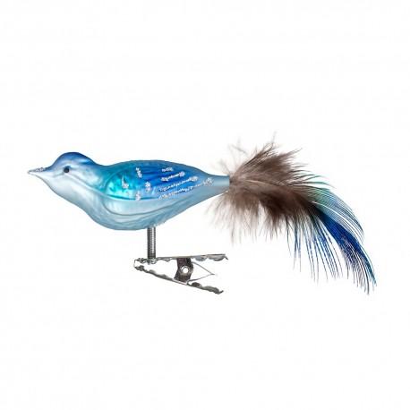 Lille blå fugl