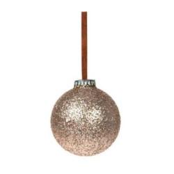 Julepynt- Kugle- Kobber- lys