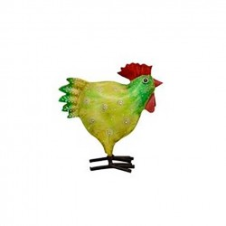 Høns- Forårsgrøn Hane- Lille