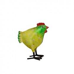 Høns- Forårsgrøn Høne- Stor