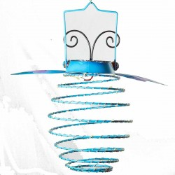 Solcelle- Sommerfugl- hænge