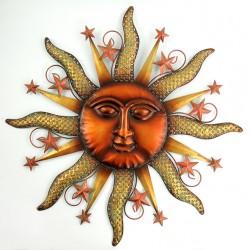 Vægophæng- Sol- Stor