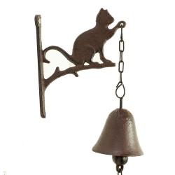Dørklokke- Kat