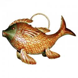 Vandkande, Fisk
